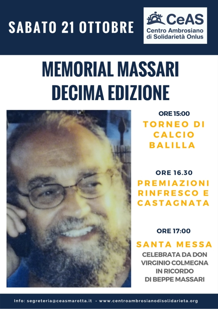 Memorial Massari 2017