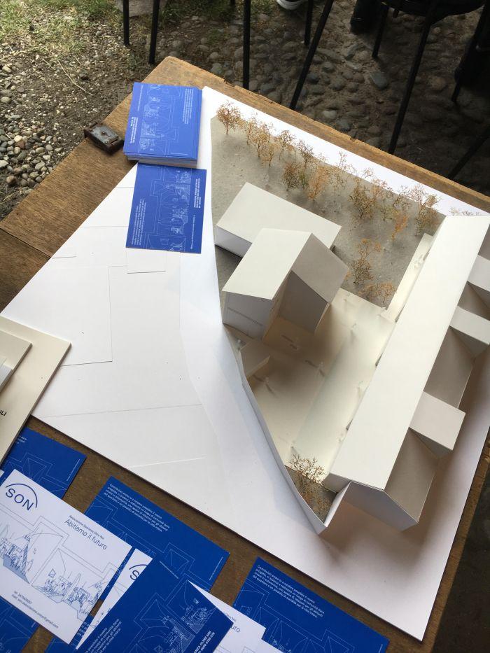 Presentazione progetto SON