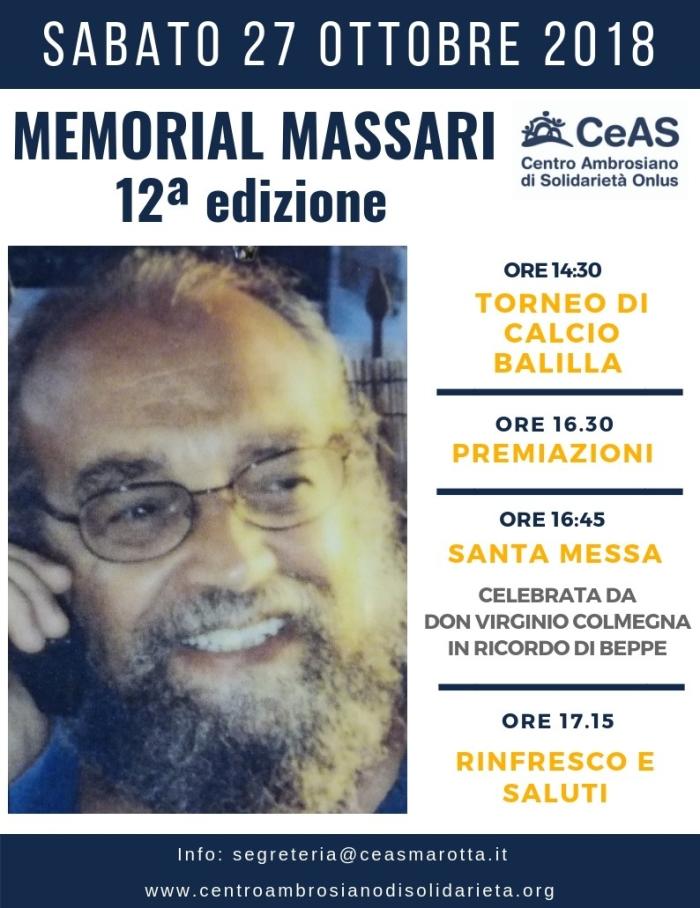 2018_10_27 Memorial Massari 2018