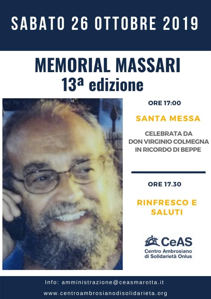 Memorial Massari 2019